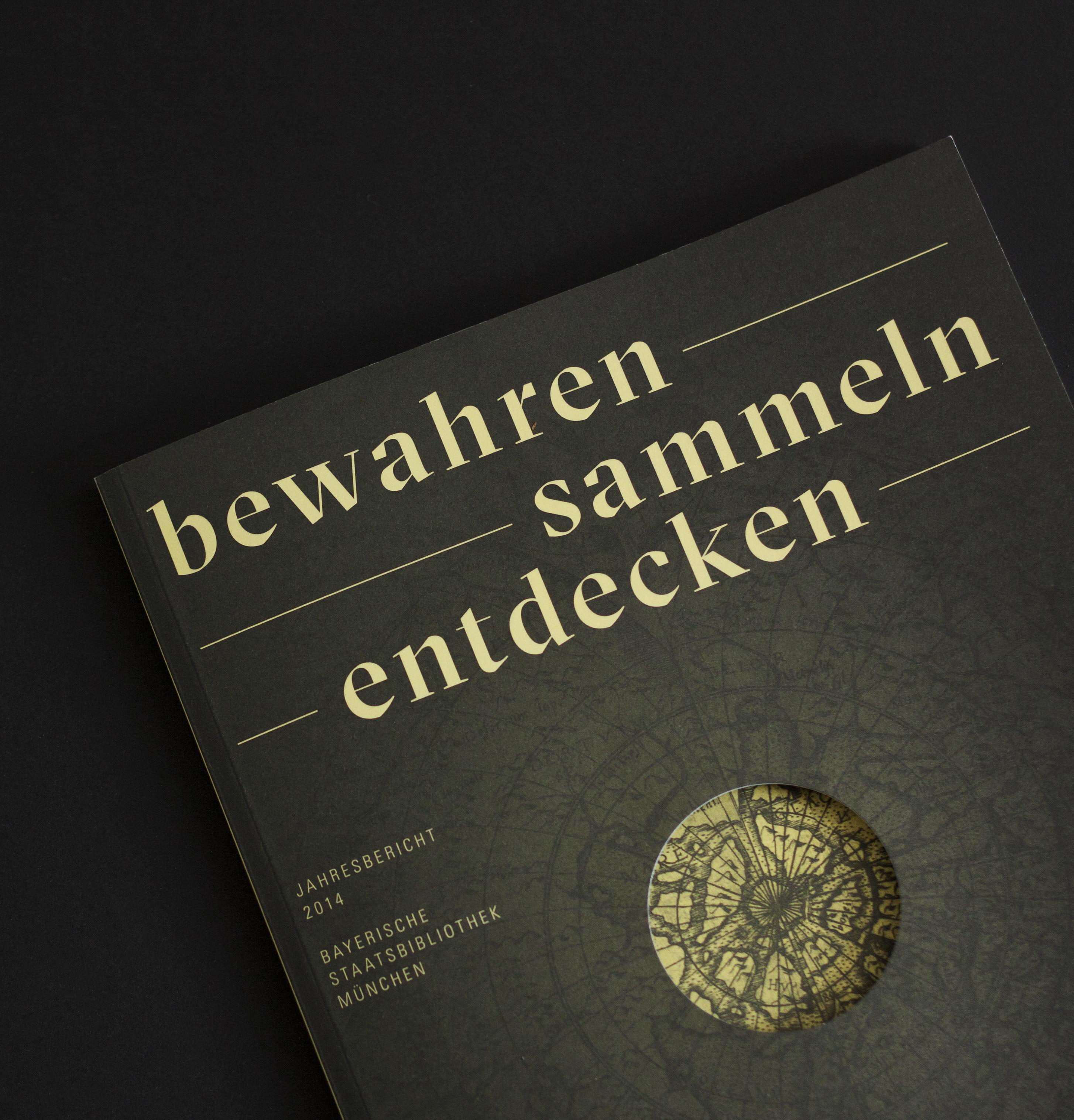 BAYERISCHE STAATSBIBLIOTHEK